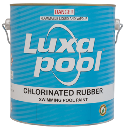 Luxapool Chlorianted Rubber Paint